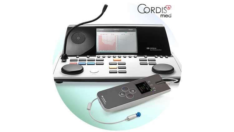 Аудиометры Interacoustics (Интеракустикс, Дания). Купить в Cordismed по выгодной цене