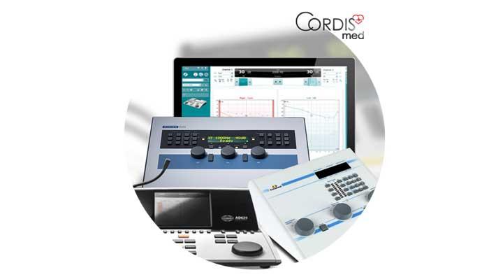 Купить тональный аудиометр в Cordismed по выгодной цене