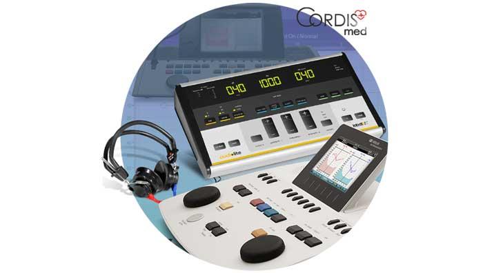 Поликлинические | Диагностические аудиометры — Купить поликлинический аудиометр в Cordismed