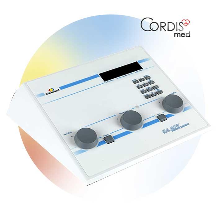 Аудиометр Entomed (Auditdata) SA-203 Купить диагностический аудиометр 203 по выгодной цене в Cordismed