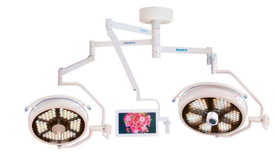 потолочная бестеневая лампа