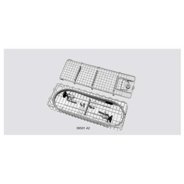 Контейнеры для транспортировки, чистки, стерилизации и хранения жестких эндоскопов производства Karl Storz: