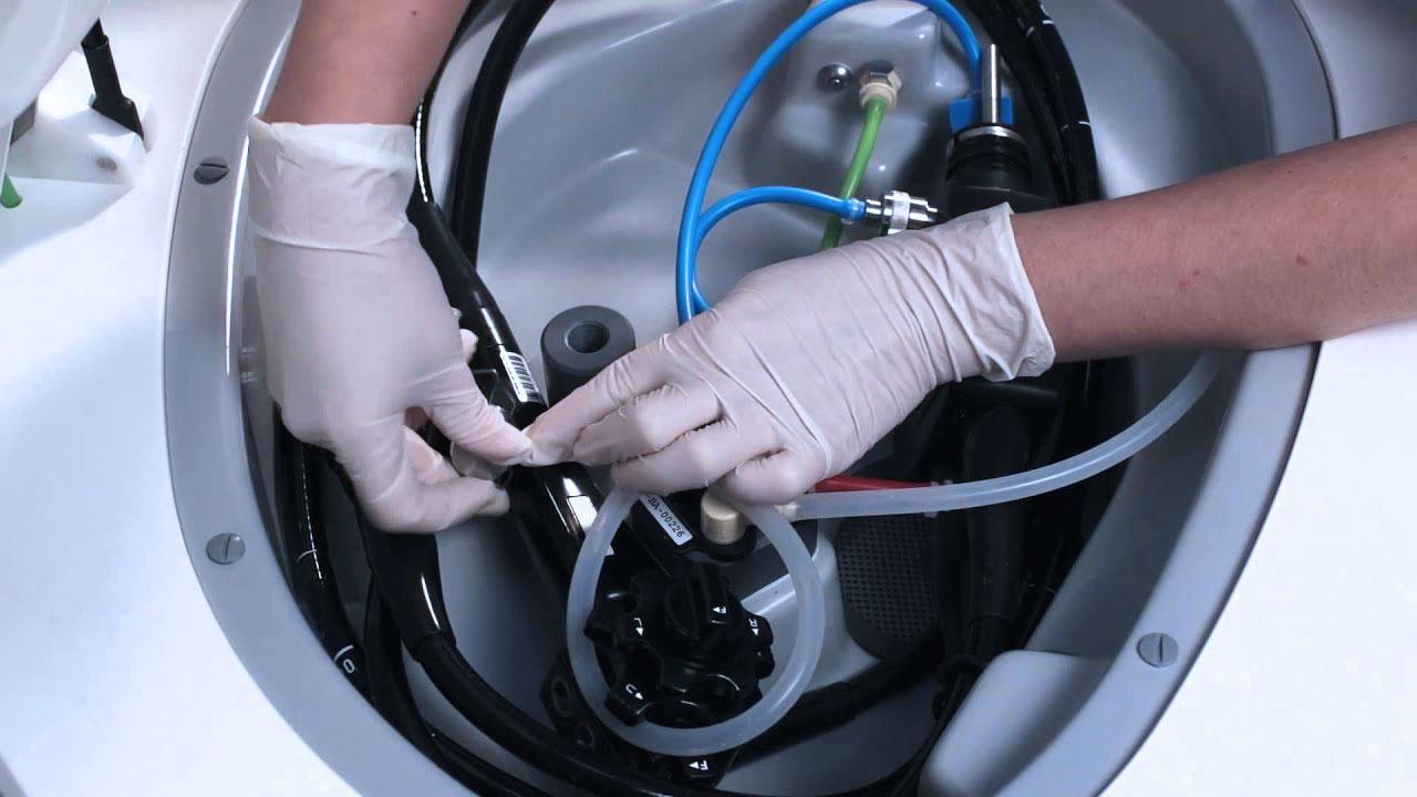 Необходимость моечной дезинфицирующей машины для обработки эндоскопов