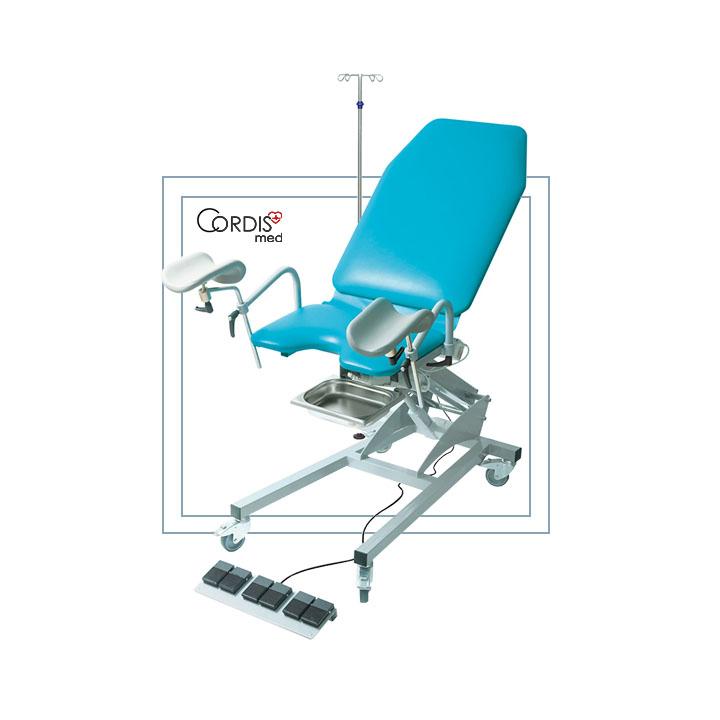 Цена на гинекологическое кресло с электроприводом