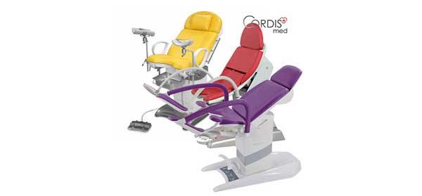 Гинекологическое оборудование: кресло