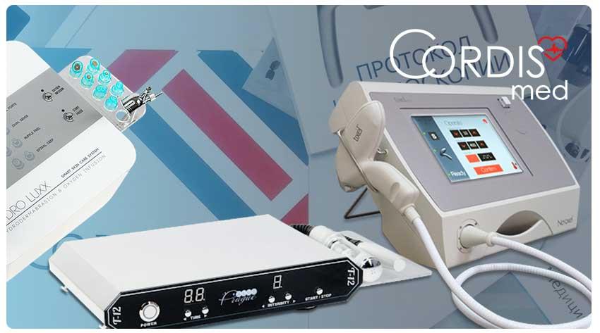Ремонт аппаратов для мезотерапии и электропорации