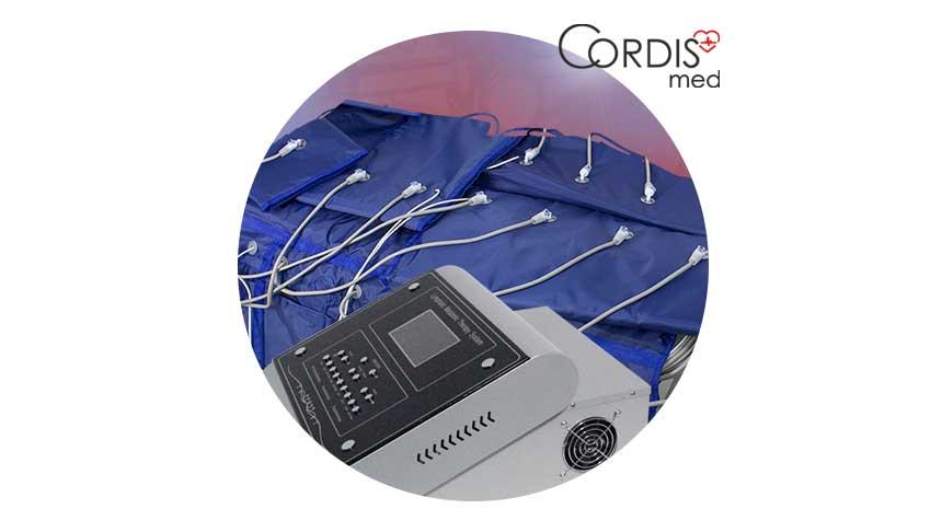 Ремонт аппаратов для прессотерапии и систем лимфодренажа