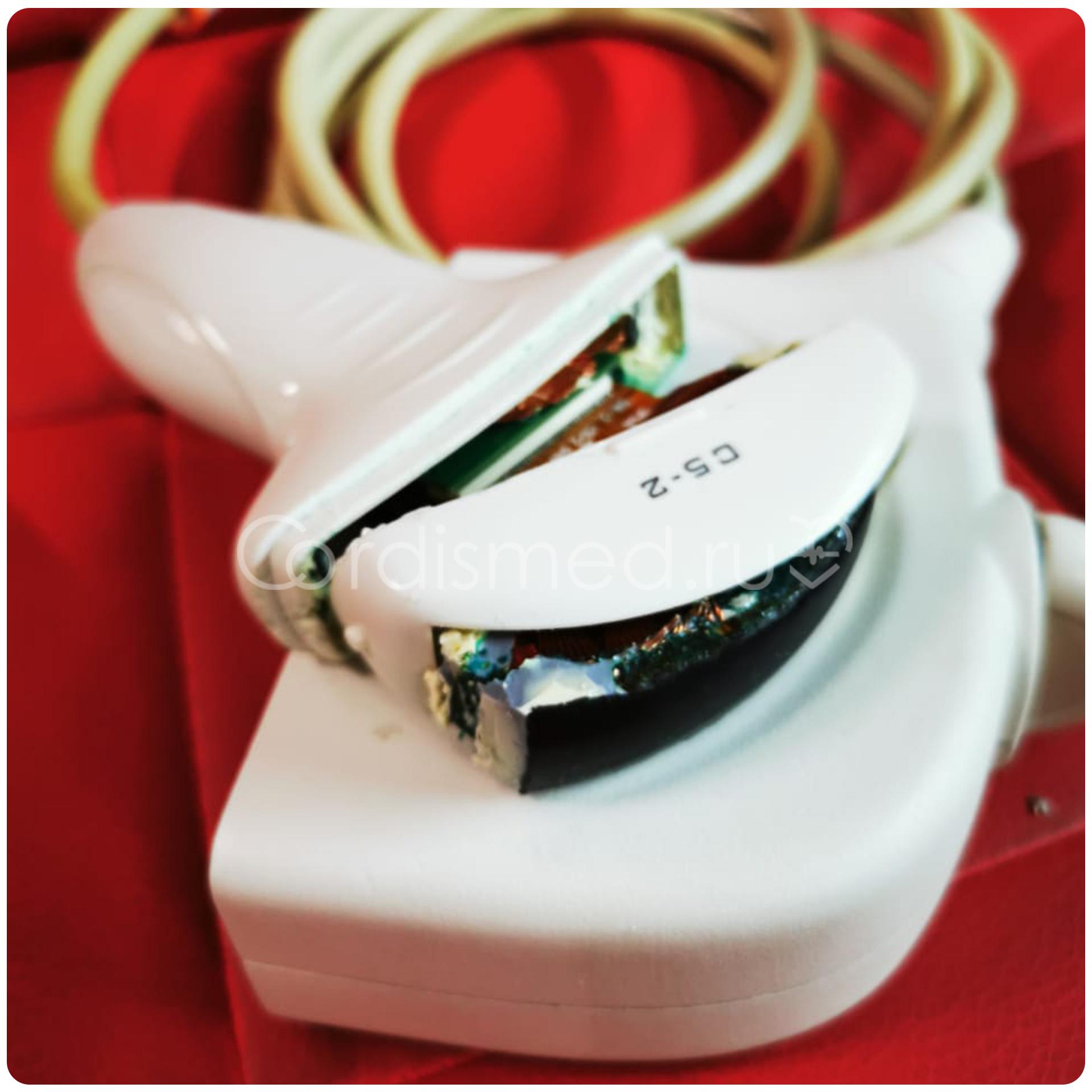 Комплексный ремонт ультразвукового датчика Mindray C5-2