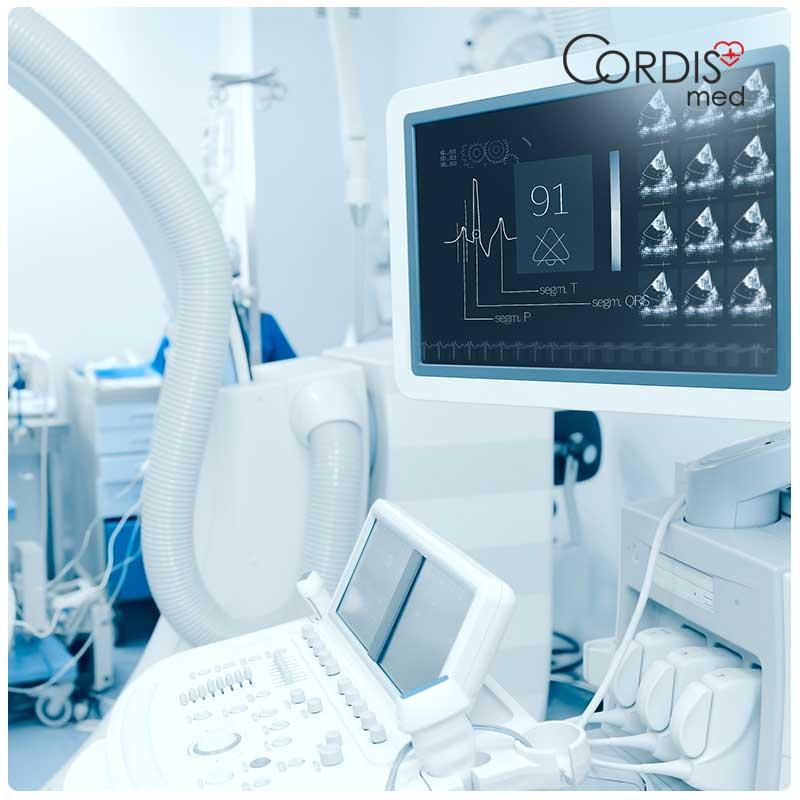 Диагностика медицинского оборудования - рентген