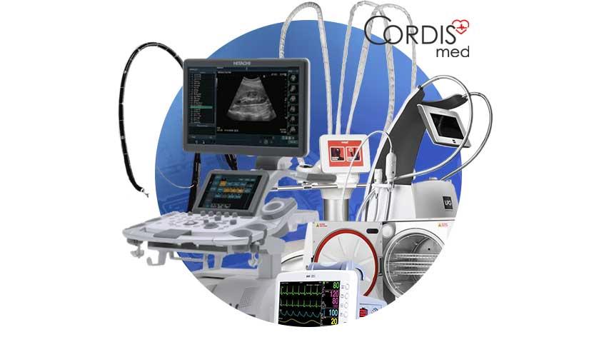 Ремонт медицинского оборудования в Cordismed