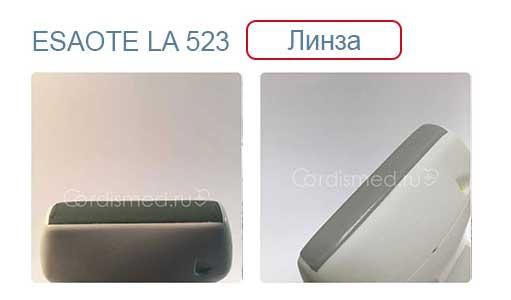 Ремонт линейного УЗИ датчика ESAOTE LA 523
