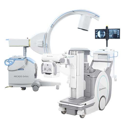 Обслуживание рентген-аппаратов Siemens, Shimadzu