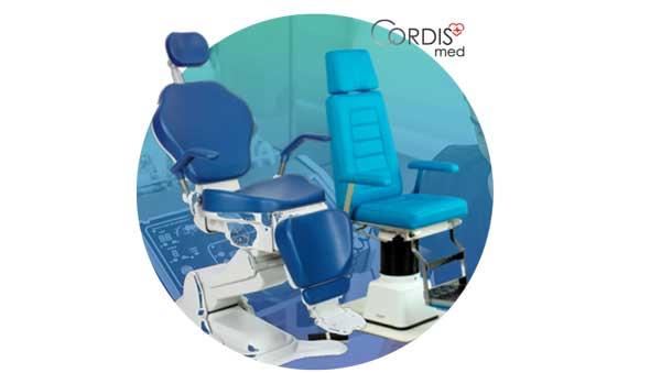 Купить ЛОР кресло (отоларингологические кресла) для ЛОР кабинетов от Cordismed