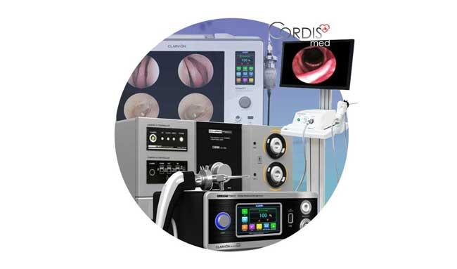 Купить видеосистемы для ЛОР в Cordismed по выгодным ценам, отоларингологические видеокамеры и видеоэндоскопические комплексы для кабинетов отоларинголога