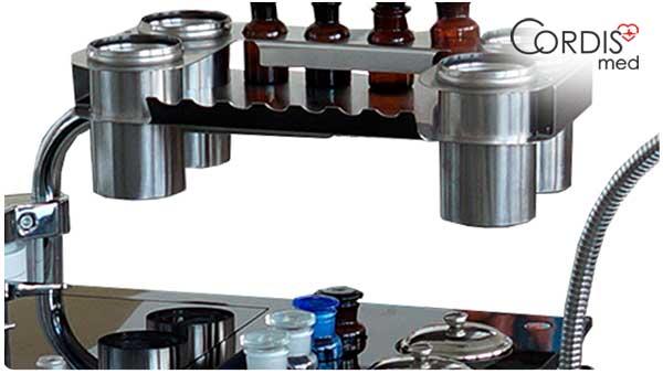 ЛОР-комбайн MedStar UE-3000 | стандартная комплектация (Южная Корея) - емкости
