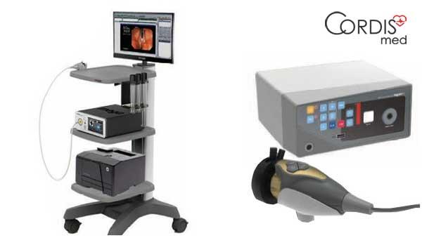 Стационарные виеоэндоскопические комплексы для рабочего места ЛОР MegaMedical NET-1100