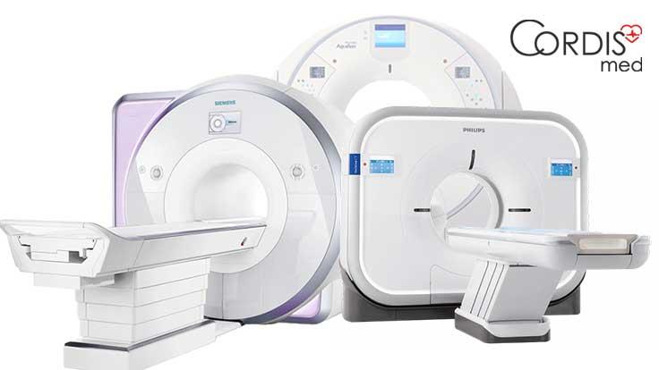 Монтаж и ввод в эксплуатацию томографов и периферийных систем, оборудования для магнитно-резонансной и компьютерной томографии