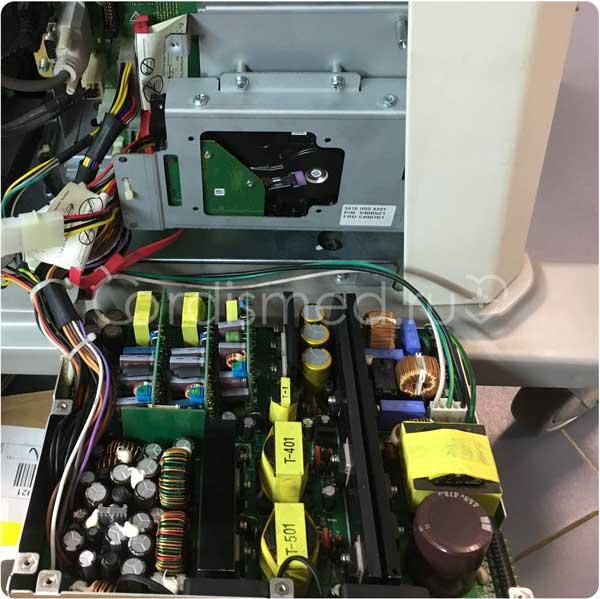 Ремонт блоков питания УЗИ аппаратов GE Logiq A5, A5 Pro, P5, P5 Pro
