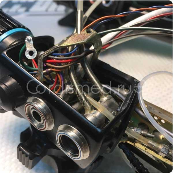 Ремонт фиброскопов и видеоэндоскопов