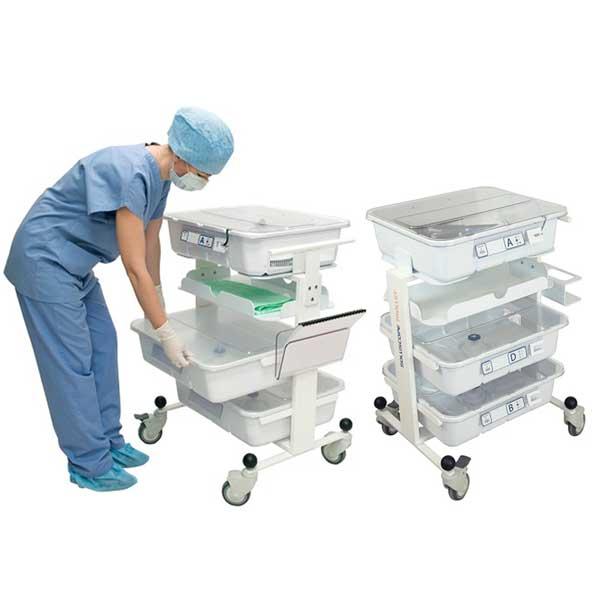 Контейнеры для хранения эндоскопов
