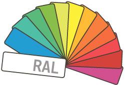 Цвет светильника Эмалед