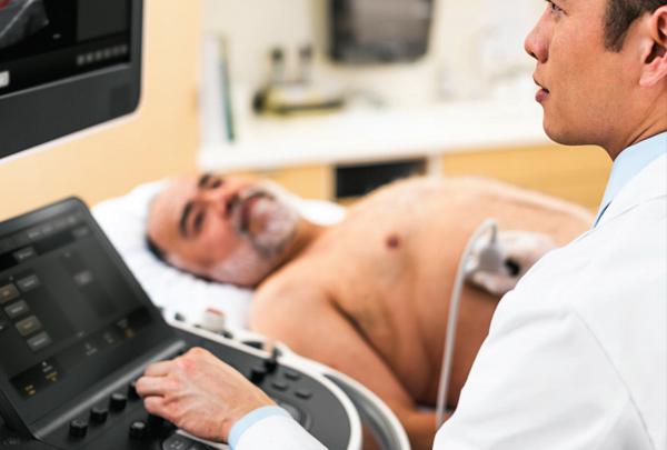 Philips Affinity 50 - отличный аппарат для кардиологии